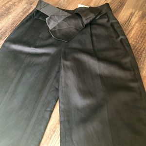 *NWT* Anthropologie Elevenses High Waisted Trouser